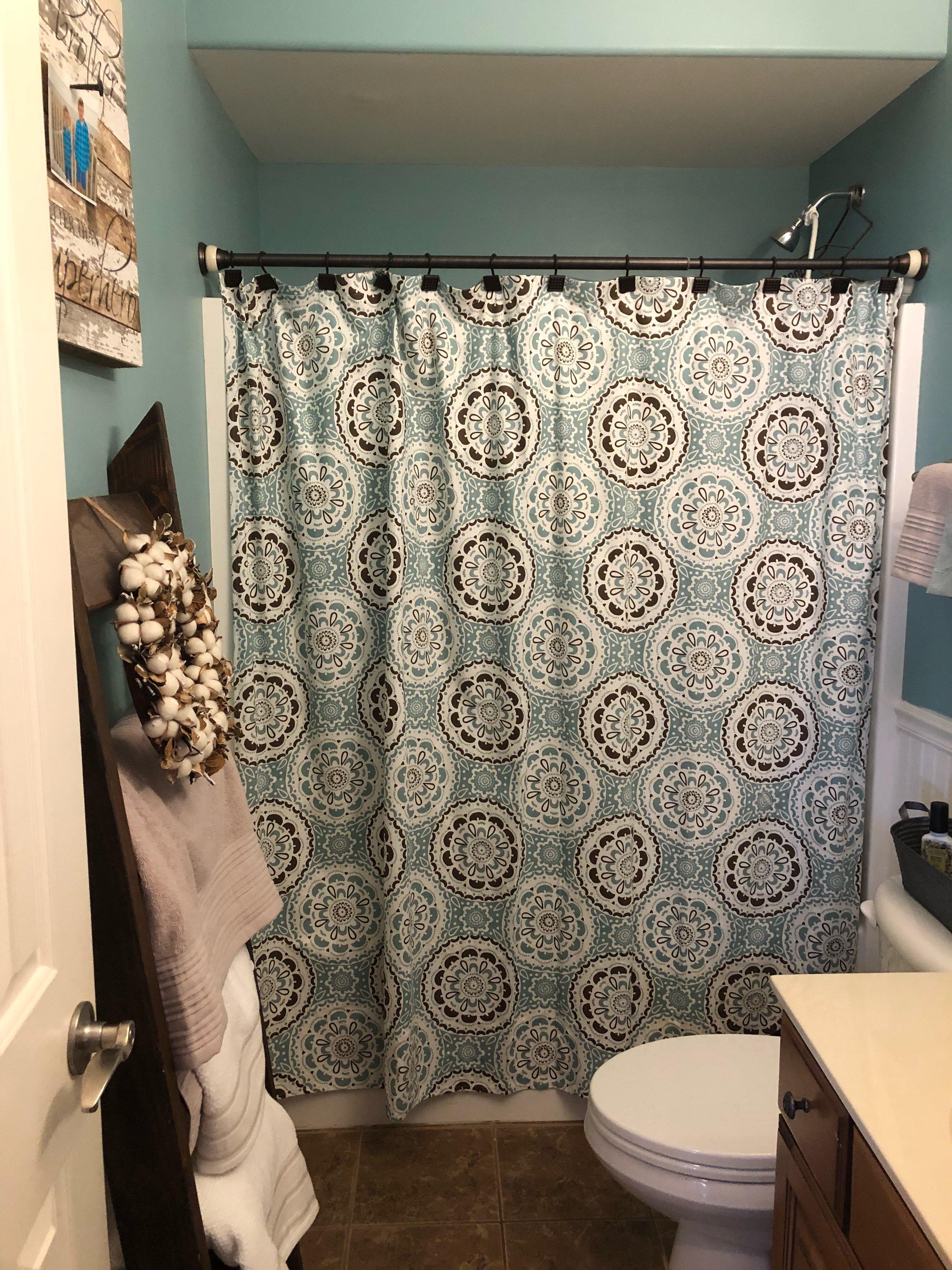 bathroom makeover 100 dollar room challenge