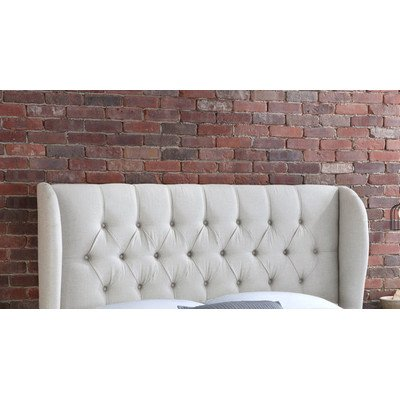 Linen Headboard Wayfair