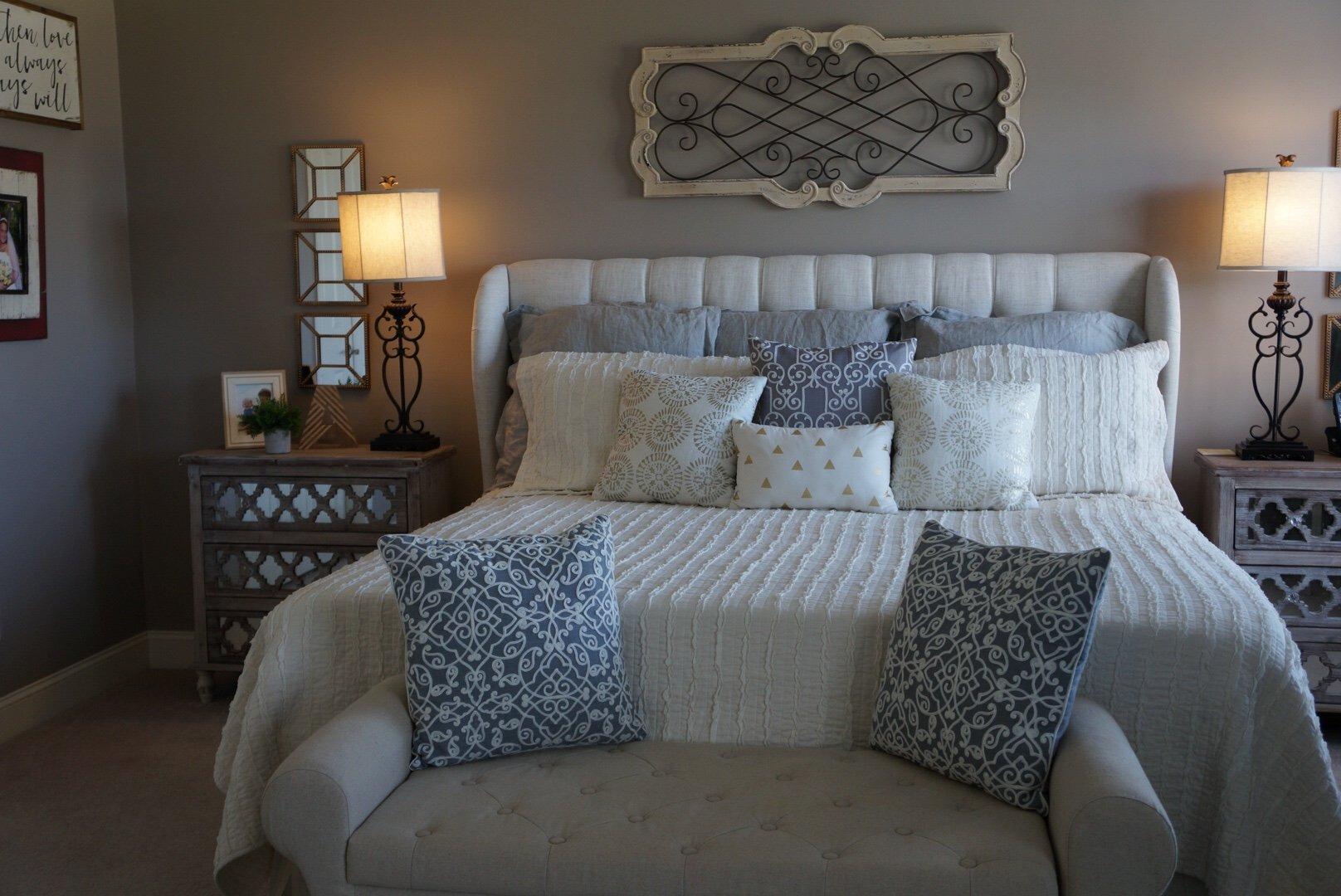 kirklands wall decor master bedroom