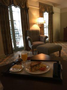 west baden room service
