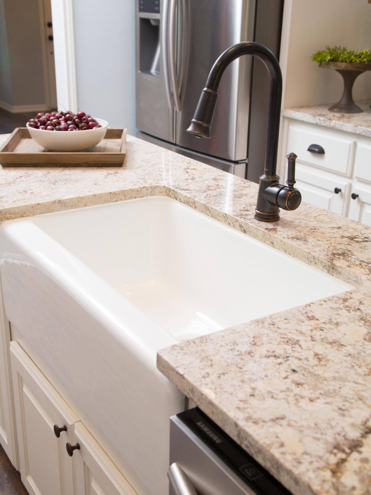fixer upper sink