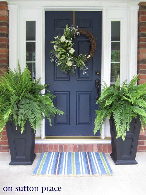 Summer Front Door Decor