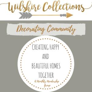 decorating community
