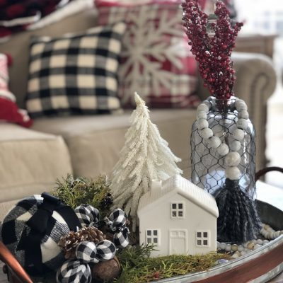 3 Christmas tray ideas for your home this holiday season!