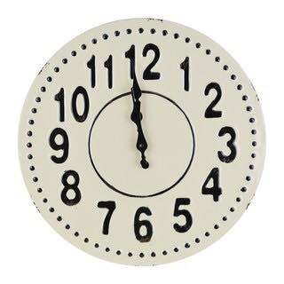 Farmhouse wall decor you'll love- clock