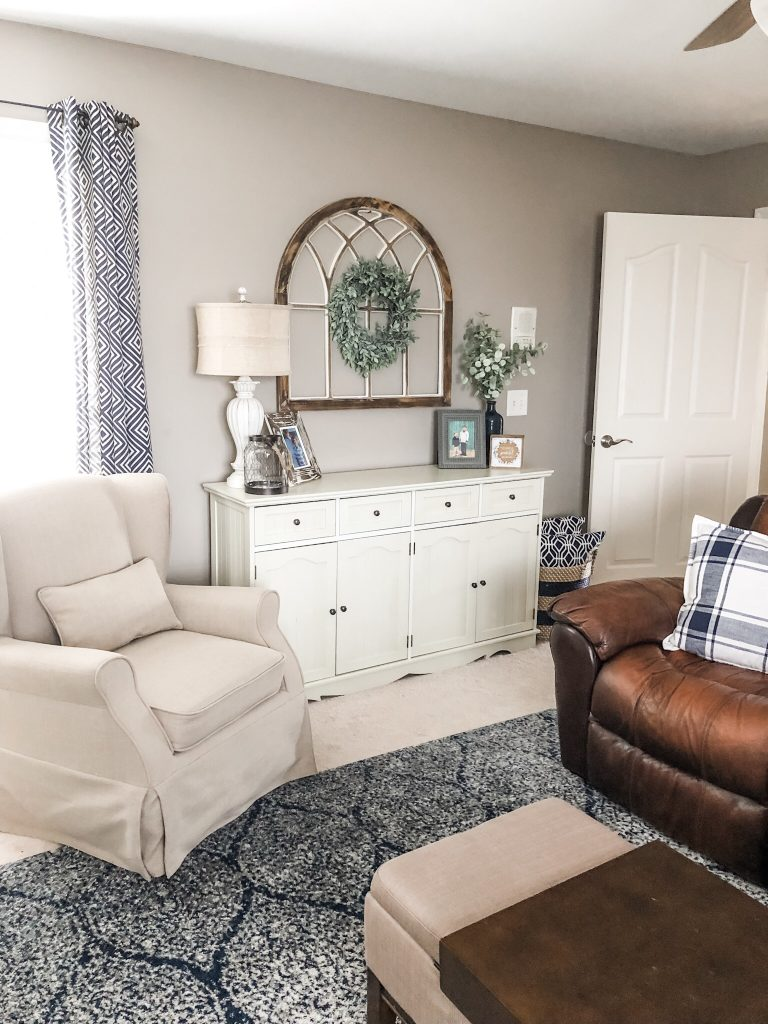 paint colors- sherwin williams- perfect greige