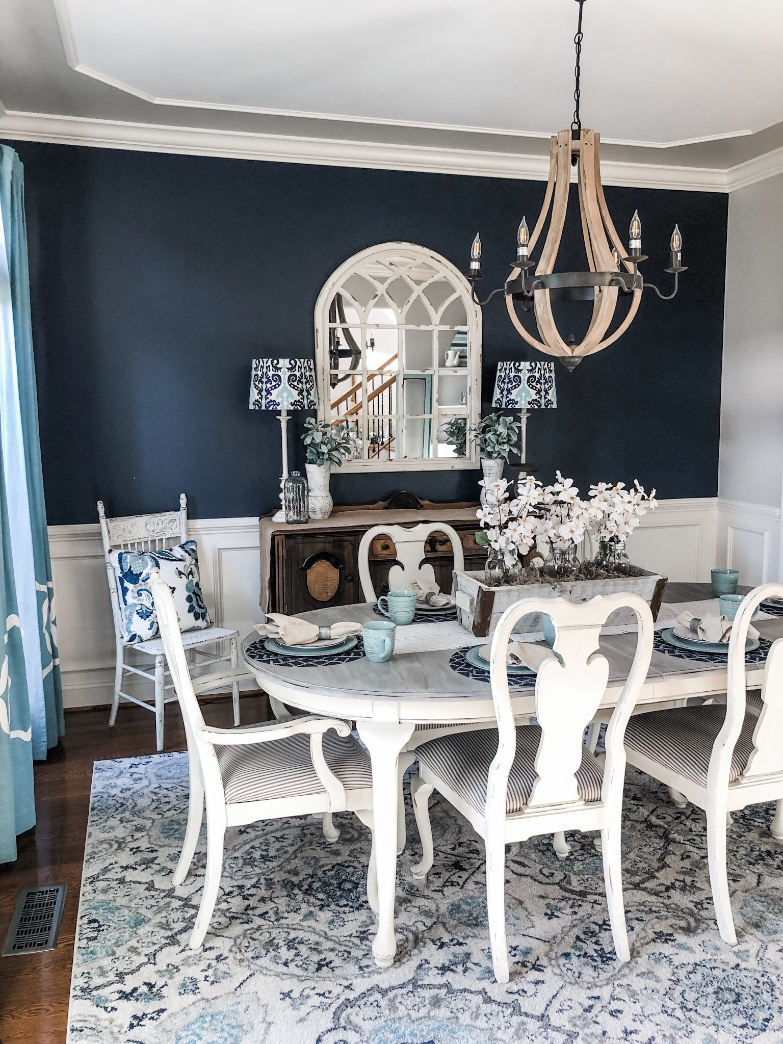 paint colors- hale navy | Wilshire Collections