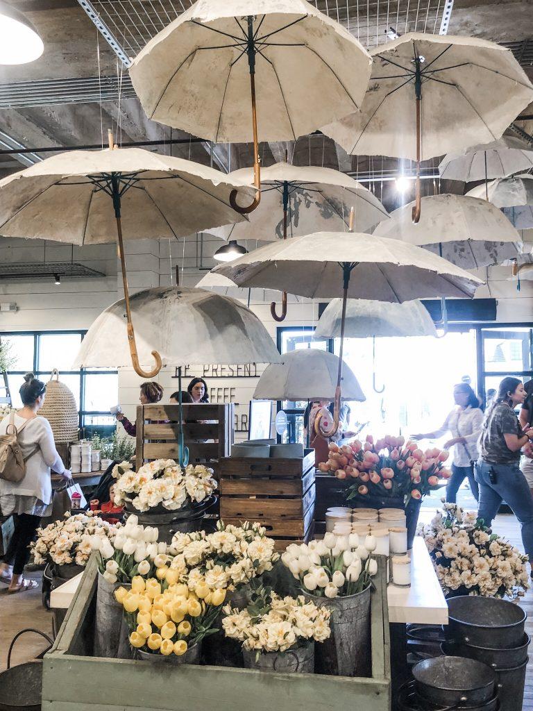 My magnolia market experience, cute displays
