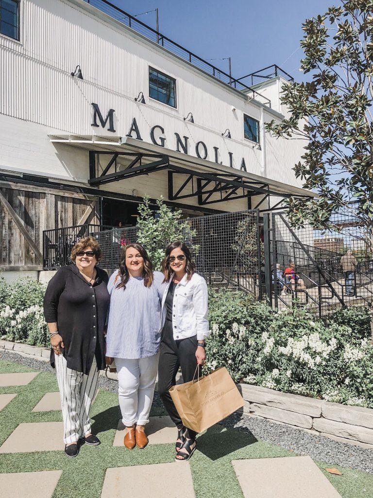 My Magnolia Market experience, girls trip!