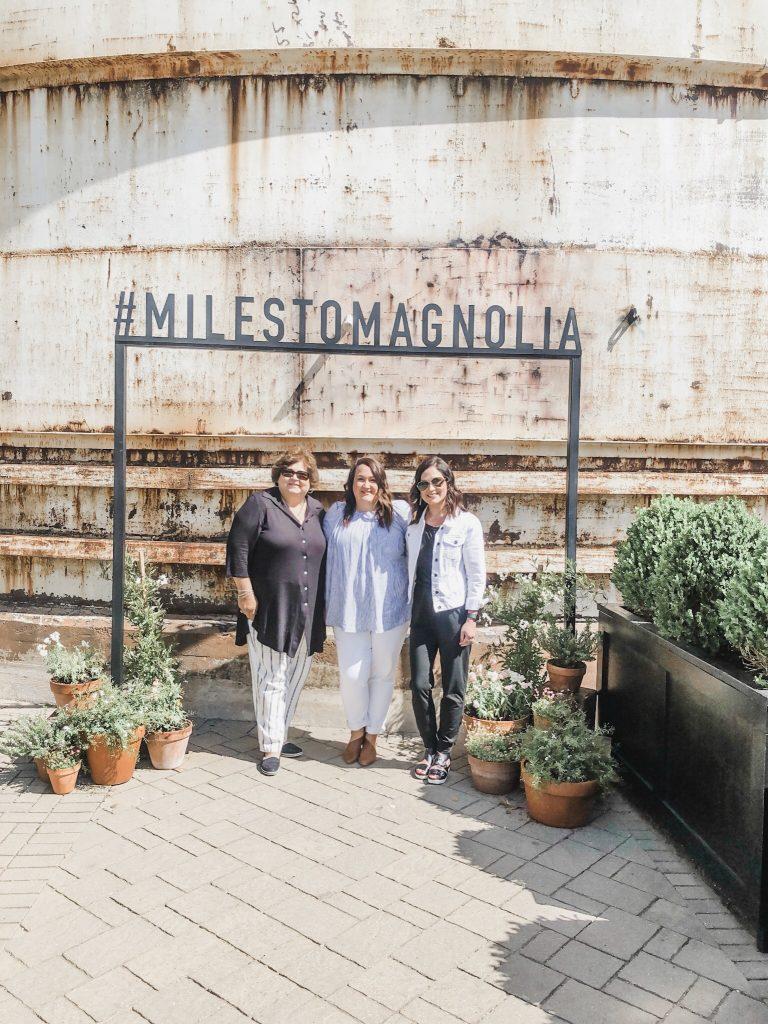 My Magnolia Market experience, miles to magnolia