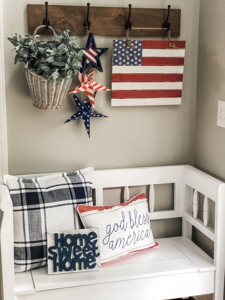 Patriotic decor ideas and inspiration