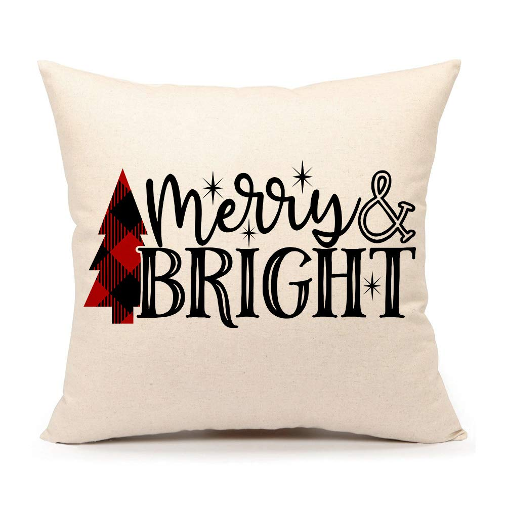 5 must have Christmas Amazon Pillow Covers
