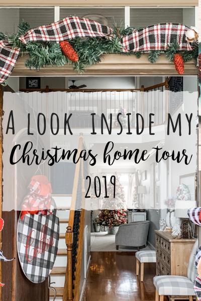 Christmas Home Tour- 2019