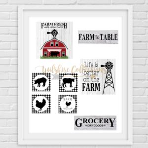 Printable- farmhouse bundle pic