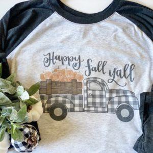 Shirt- Fall Y'all