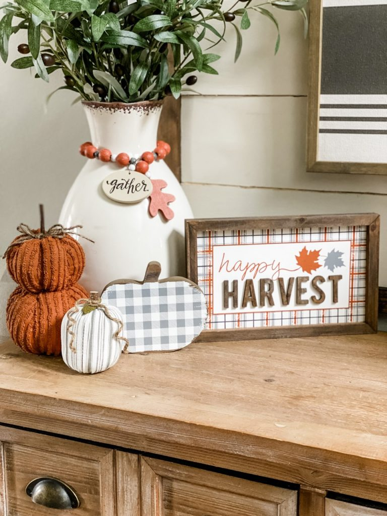 Cute Fall decor ideas for your home