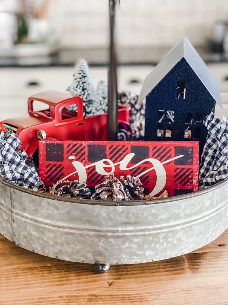 Christmas tray inspiration