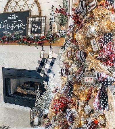Christmas Tree inspiration and ideas