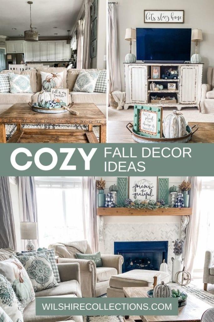 Cozy Fall Decor Ideas